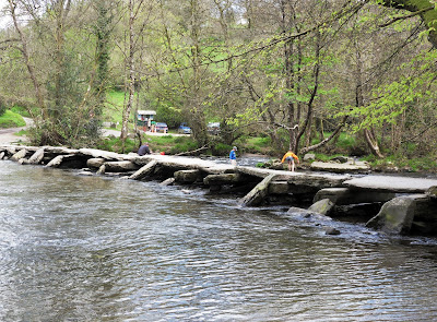 Tarr Steps Exmoor