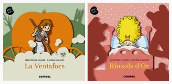 recomanació llibres sant jordi, mini-pops combel