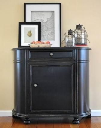 Aprender hacer bricolaje casero junio 2011 - Pintar muebles madera ...