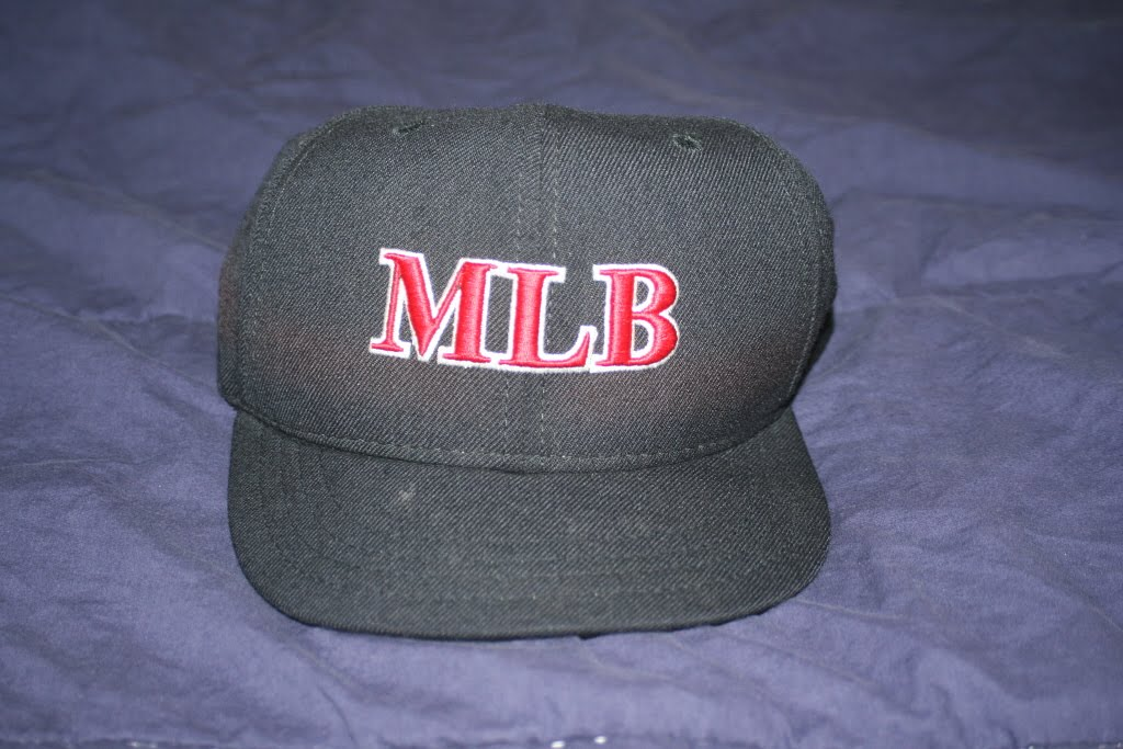 the ballcap oddball alley 2000 mlb umpire cap
