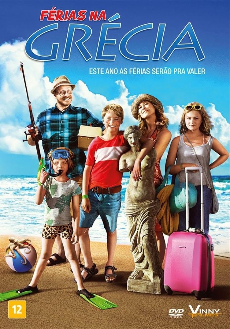 Férias na Grécia – Dublado (2014)