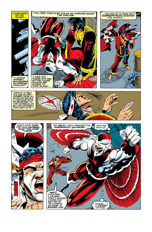 Captain America (1968) Issue #413 #362 - English 9