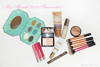 March 2013 Favorite Products