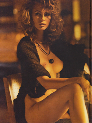 Fotos Magdalena Muzyka - Playmate Playboy Portugal
