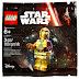 星際大戰7原力覺醒 Lego 5002948 C-3PO 人偶Polybag