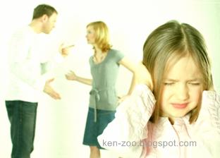 Tips mendidik Anak Setelah Bercerai
