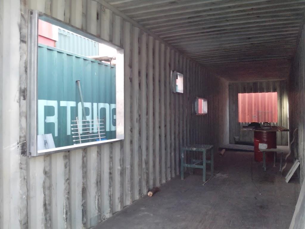 REPARTAINER Projetos e Comércio de Containers: CASA CONTAINER #8E403D 1024x768 Banheiro De Container