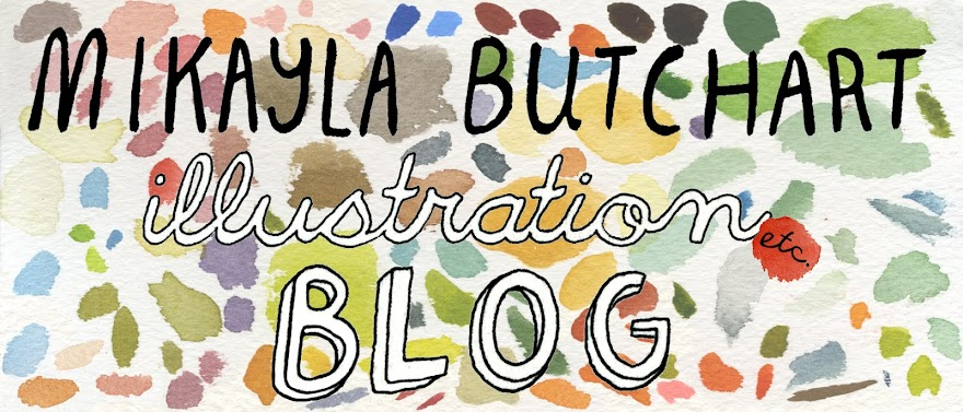 Mikayla Butchart Illustration