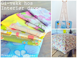 Give away hos Interiør drops