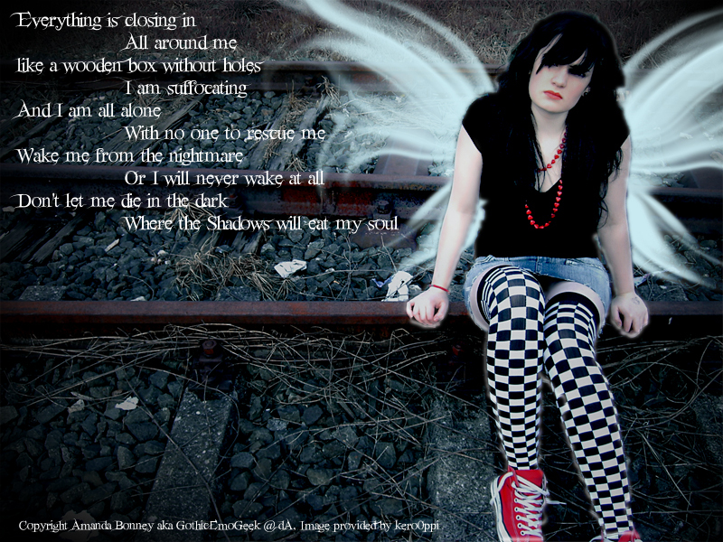 best emo gothic wallpapers for desktop background 2013
