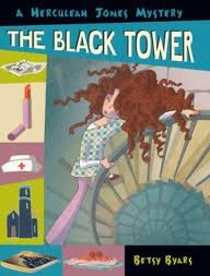 image: The Black Tower - mystery book review
