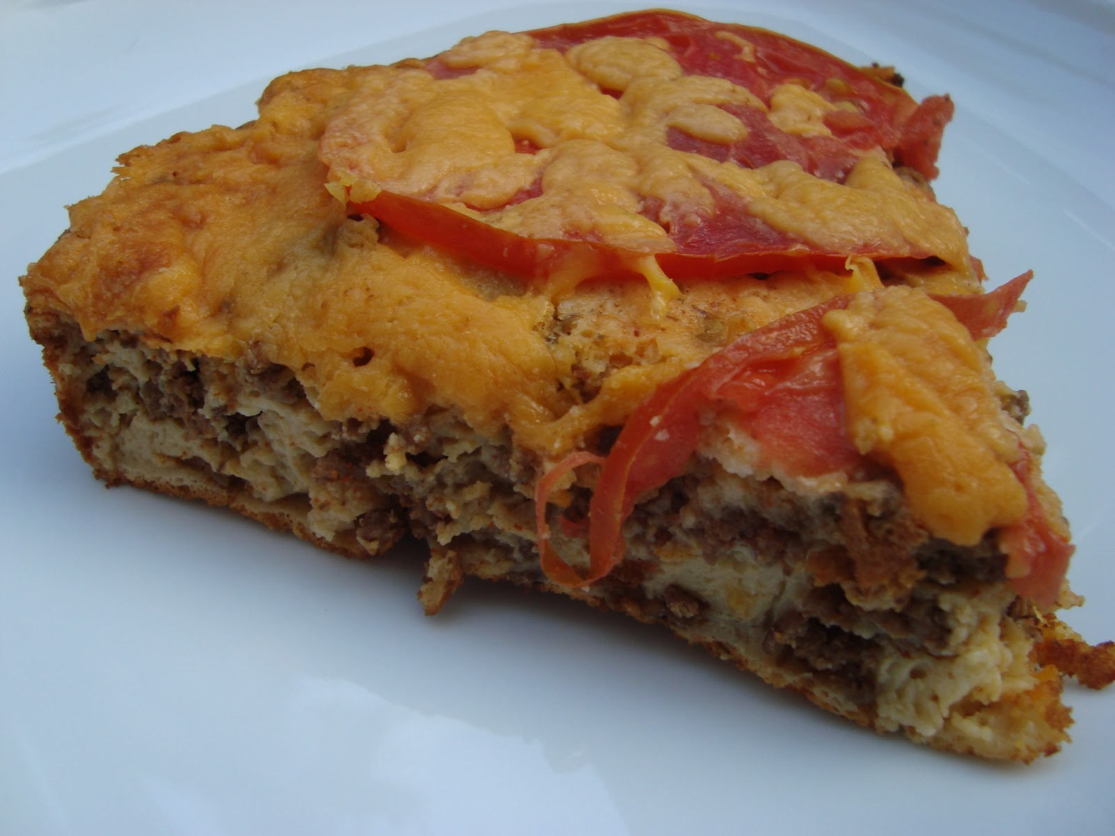 Caker Cooking: Impossible Taco Pie