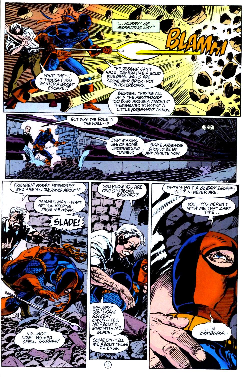 Deathstroke (1991) Issue #15 #20 - English 10