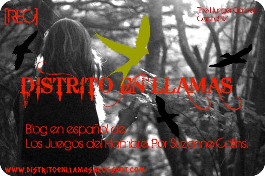 Distrito en Llamas..:Los Juegos del Hambre:..