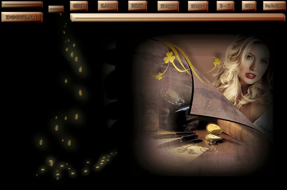 Flatcast Altın Yaprak Teması By Efsun