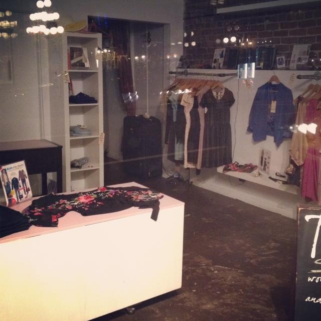 Tait Boutique Gastown, Vancouver Boutique, Gastown Vancouver Boutique, Cute boutique in Vancouver