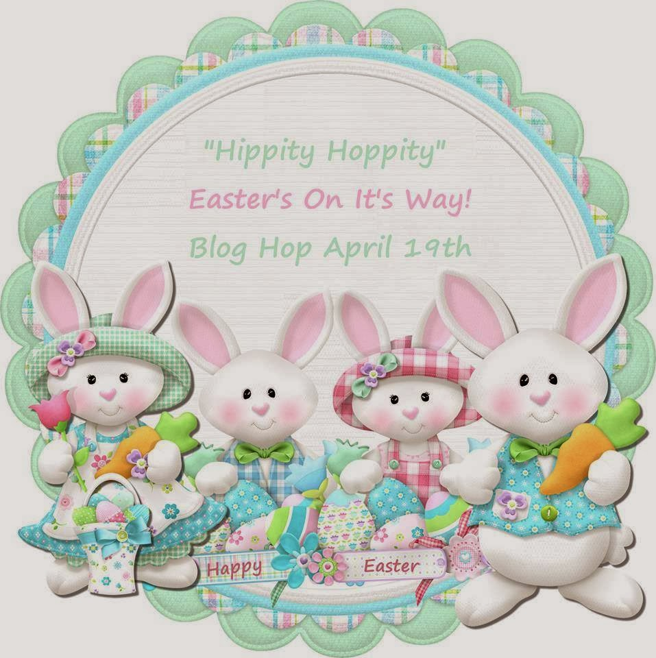 Hippity Hoppity Easter's On It's Way Blog Hop