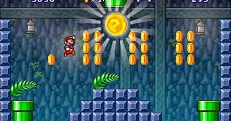 Download Game Super Mario 3 Mario Forever Gratis