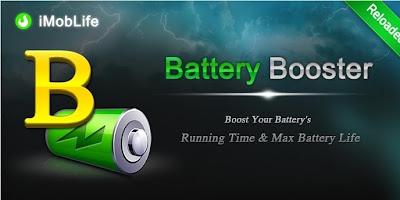 Augmenter la durée de vie de la batterie Android grace à Battery Booster