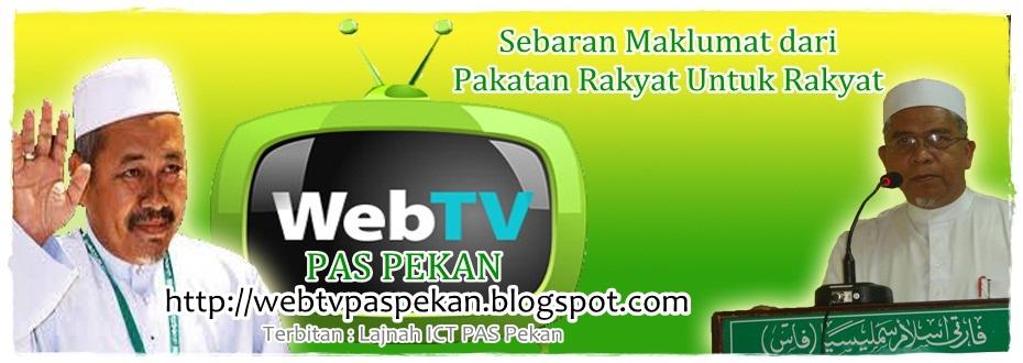 WEBTV PAS PEKAN