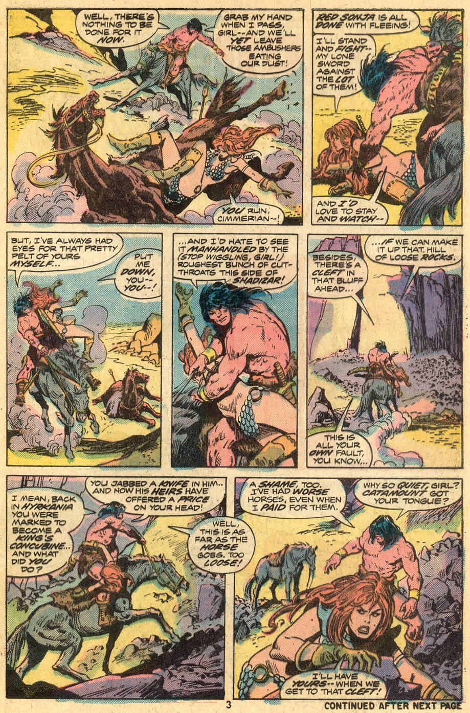 Conan the Barbarian (1970) Issue #43 #55 - English 4