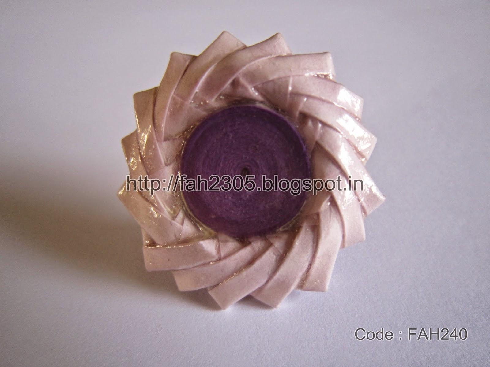 how to make handmade paper rings