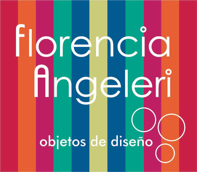 Florencia Angeleri accesorios.