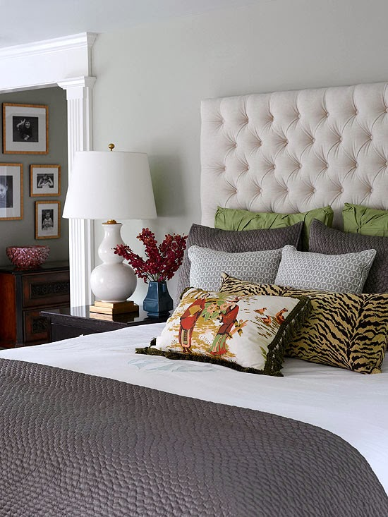 Modern furniture 2014 amazing master bedroom decorating ideas for Master bedroom bedding ideas