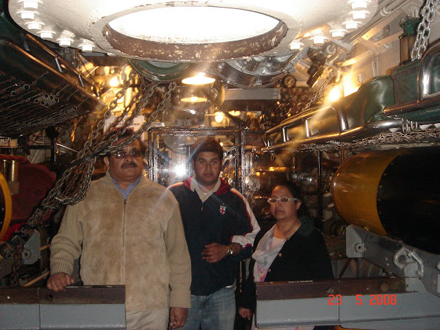 Submarine Torpedo Room, San Francisco