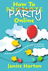 NEW and Out Now - 'How To Party Online'