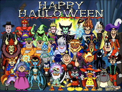 imagenes disney halloween 16