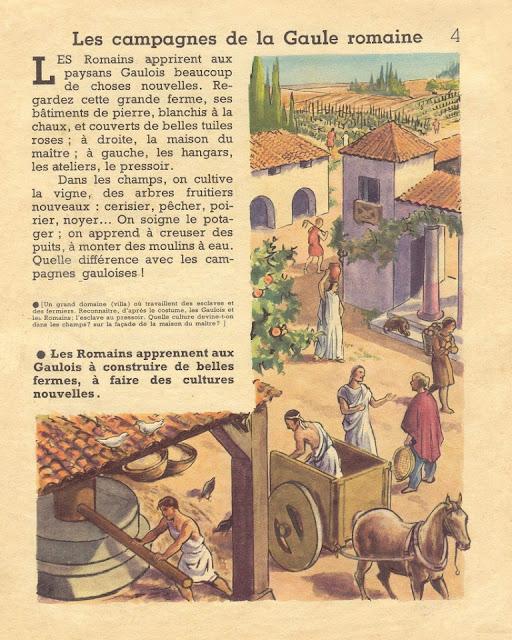 5 avantages des illustrations dans les vieux manuels d'histoire Page+04