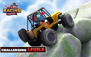 لعبة سباق المغامرات Mini Racing Adventures كاملة للاندرويد 04.jpg