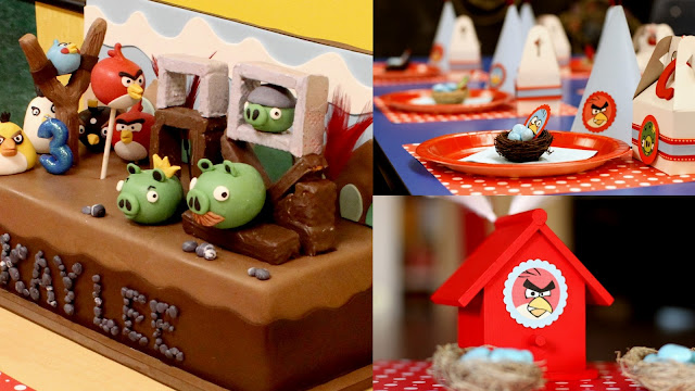 Angry Birds party ideas 2