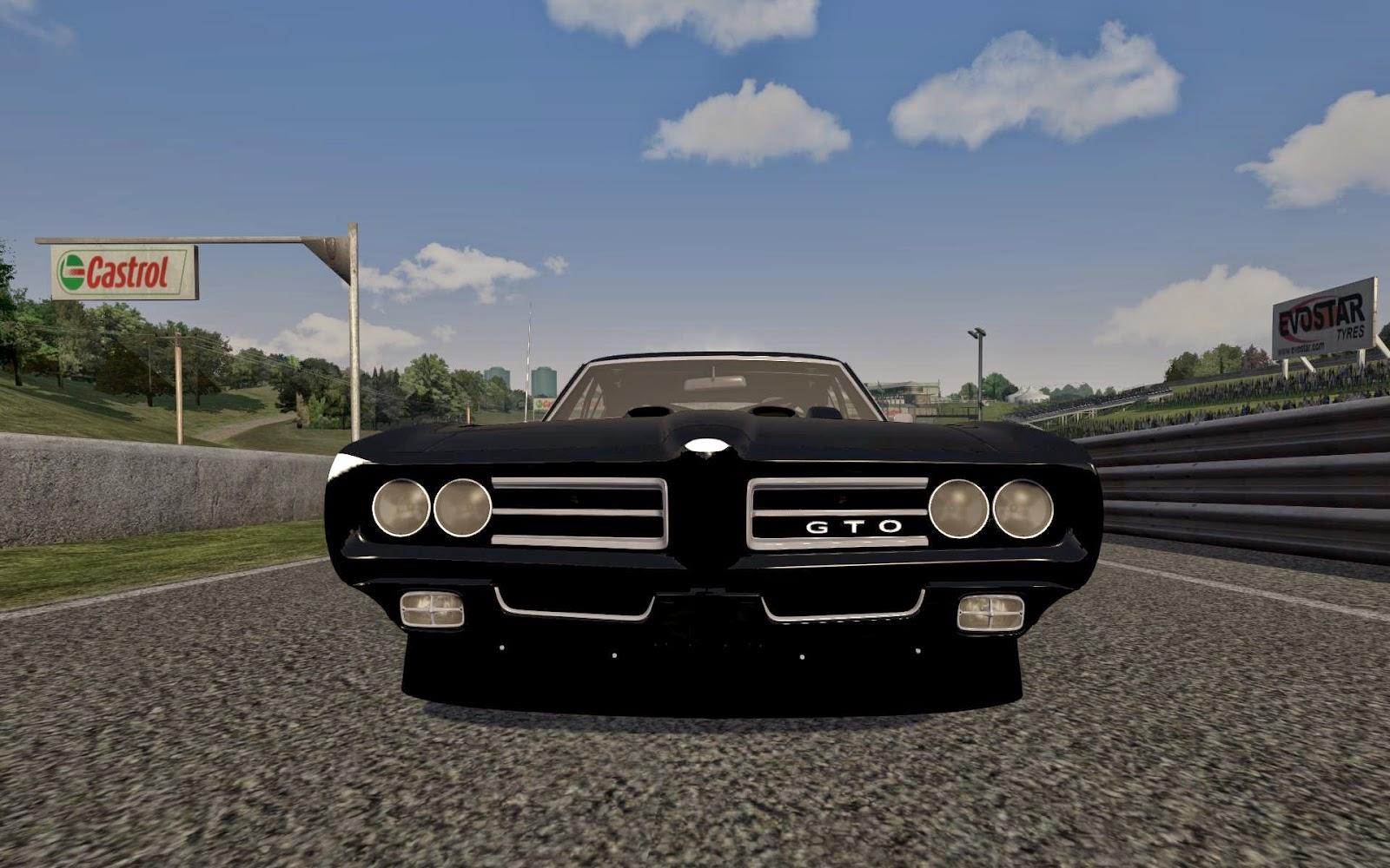 Assetto Corsa 69 Pontiac GTO Preview ~ The Sim Review