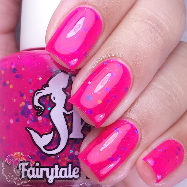 Fairytale Finish - Triple Berry Tart