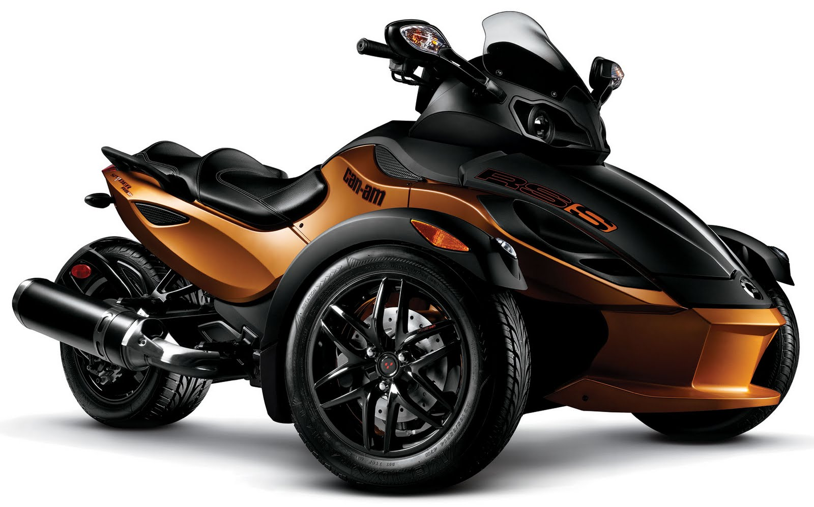 motorcycle pictures can am spyder rs s 2011