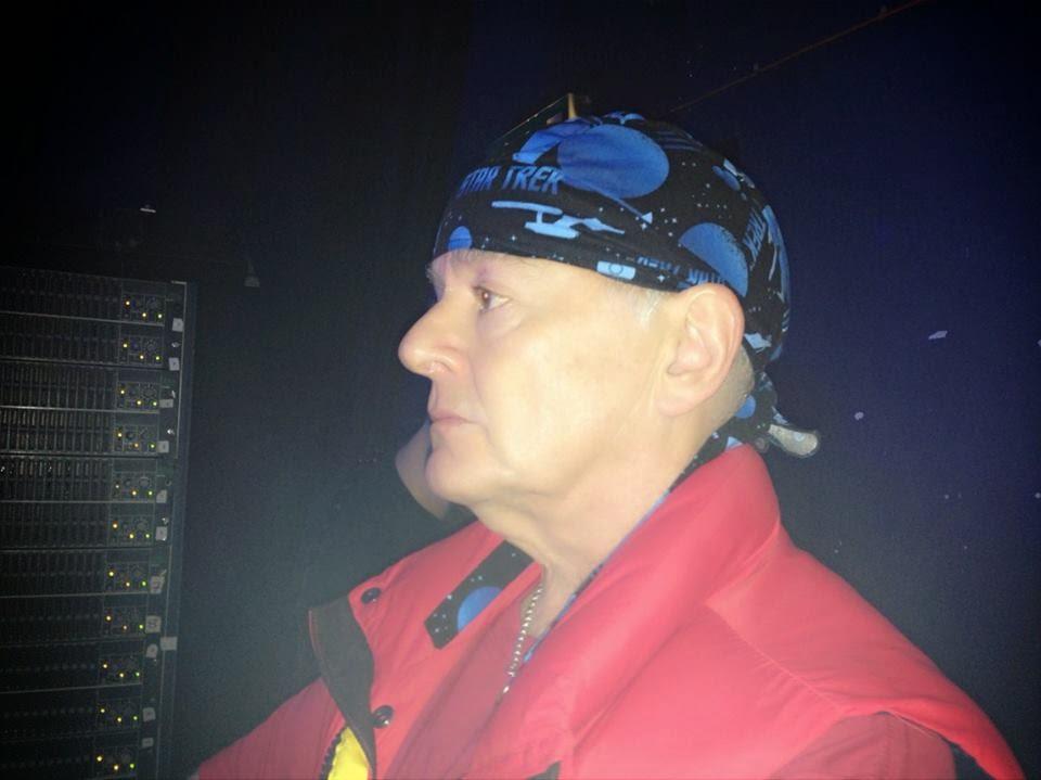 Nigel Glockler - Saxon
