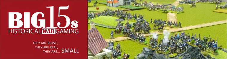 BIG15s. Historical Wargaming