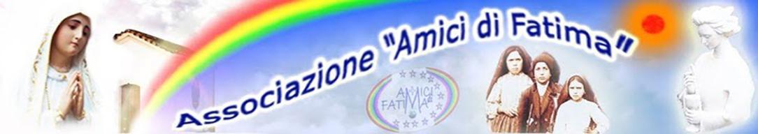 Blog Amici di Fatima