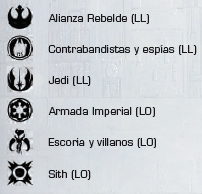 Introducción a Star Wars: The Card Game