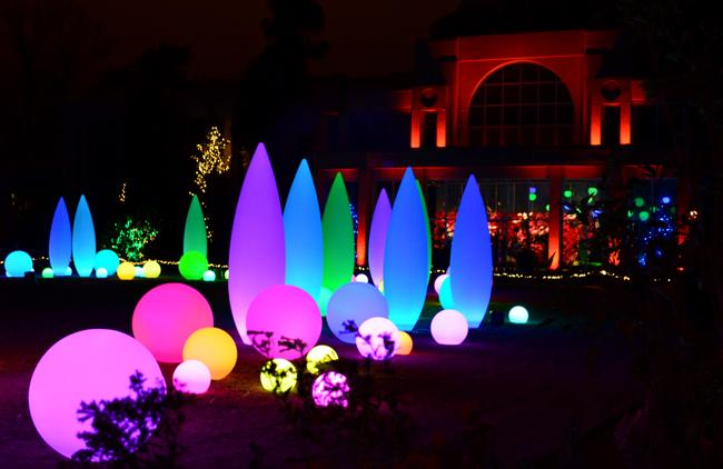 Wanderlust Atlanta Garden Lights A Global Sensation