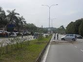 Accident - Perjalanan Ke Seminar Keluarga Sakinah Port Dickson.PANDU CERMAT Nu-Prep 100 US,EUpatent