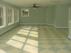 My Painted Floors