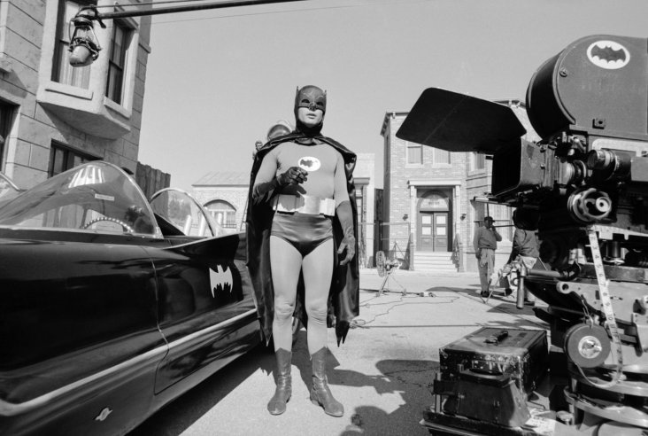 Behind The Scenes On The Batman Tv Show In 1966