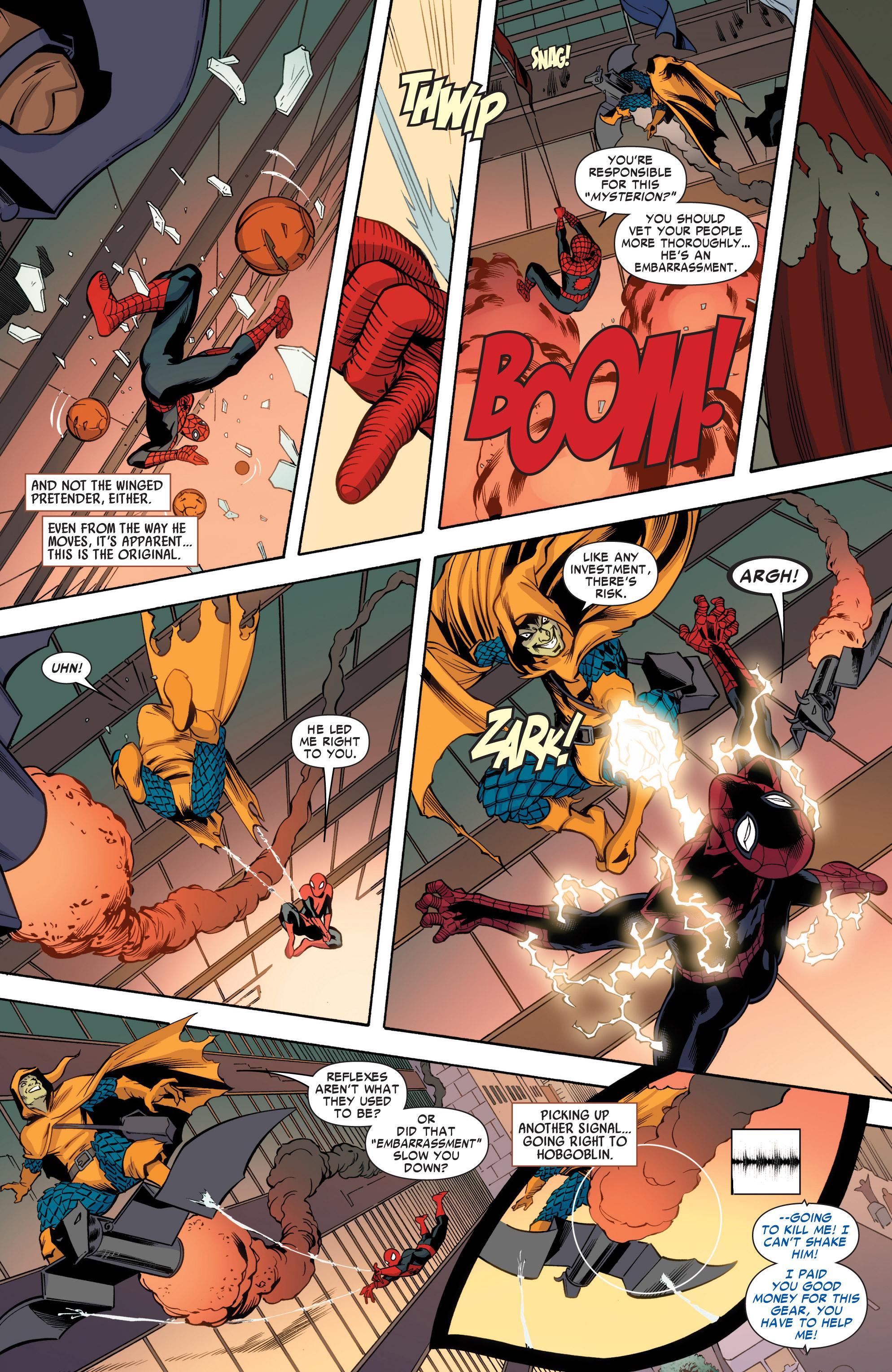 Avenging Spider-Man #23 #25 - English 17