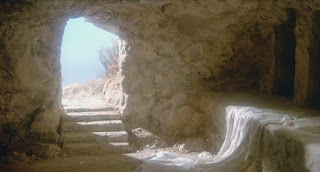 He is not here. He is risen!