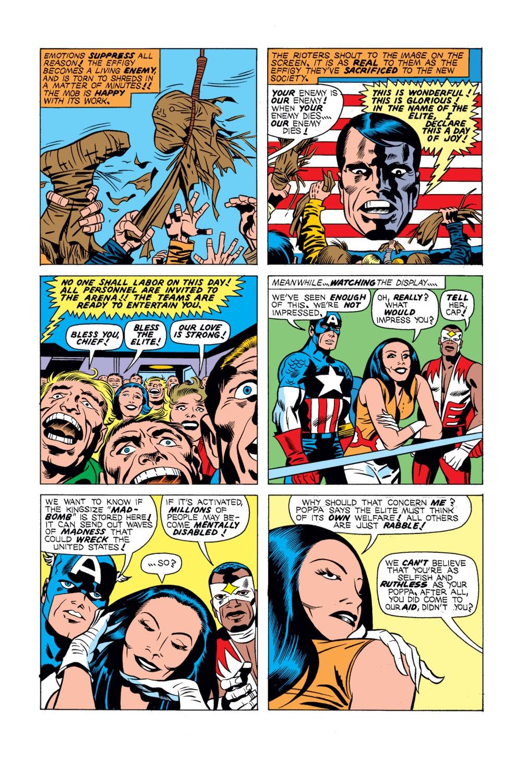 Captain America (1968) Issue #195 #109 - English 13