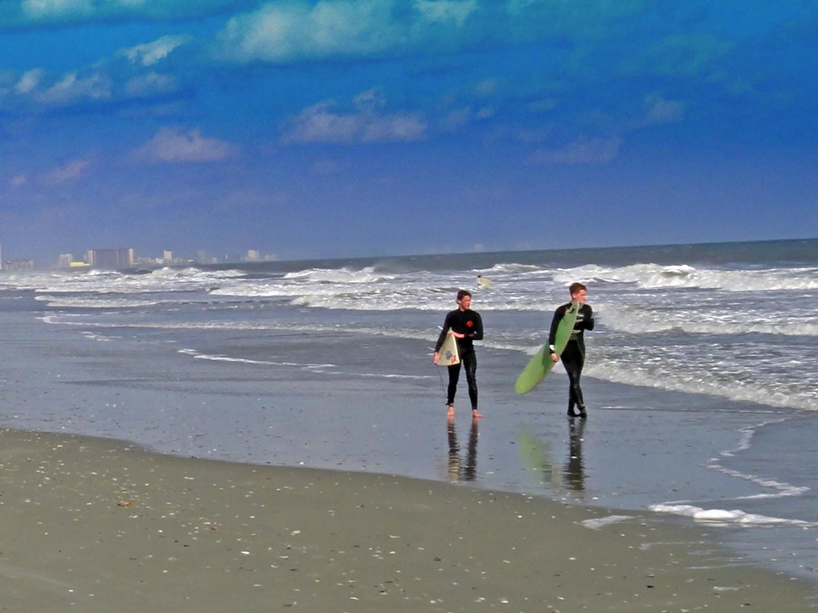 Temp In Myrtle Beach Sc Today