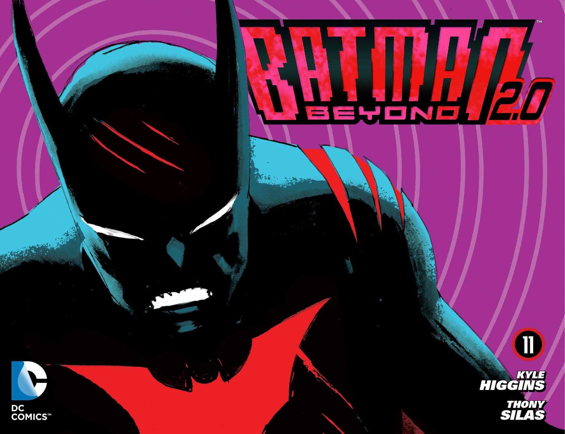 Batman Beyond 2.0 #11 #30 - English 1